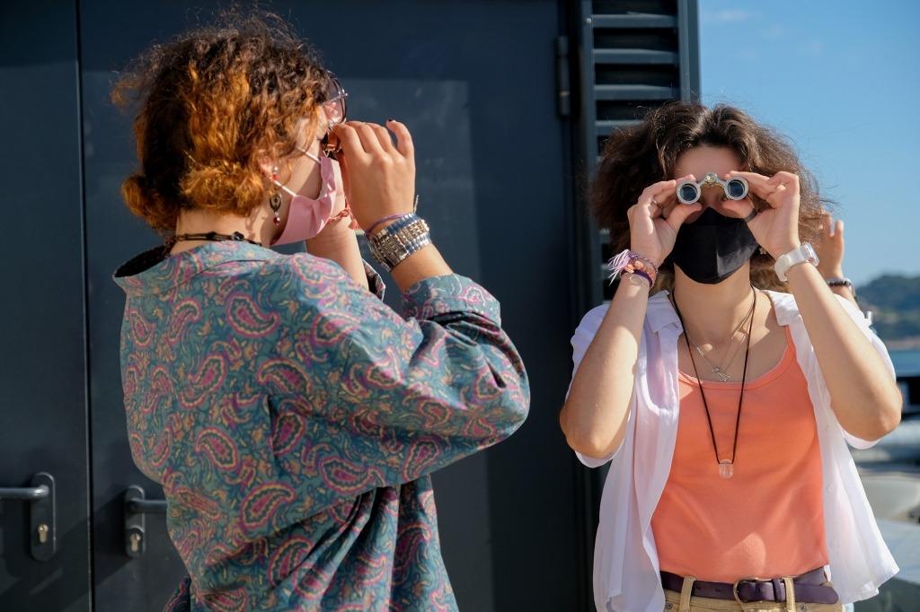 ©Laboratório de Escuta, LU.CA, 2021 Fotografia Diana QuintelaProjecto Youth In Museums ICS-ULisboa